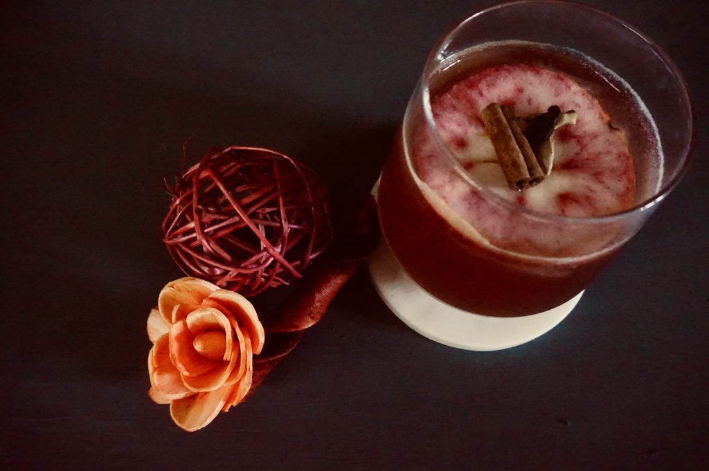 Apple Tea Mocktail