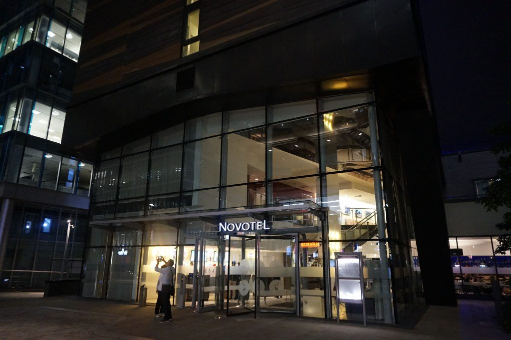 Novotel Hotel Paddington London